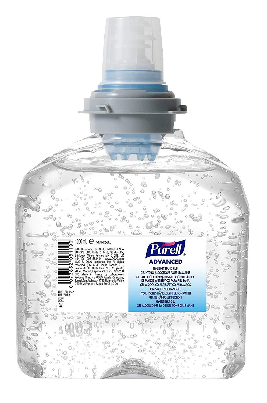 desinfectante purell