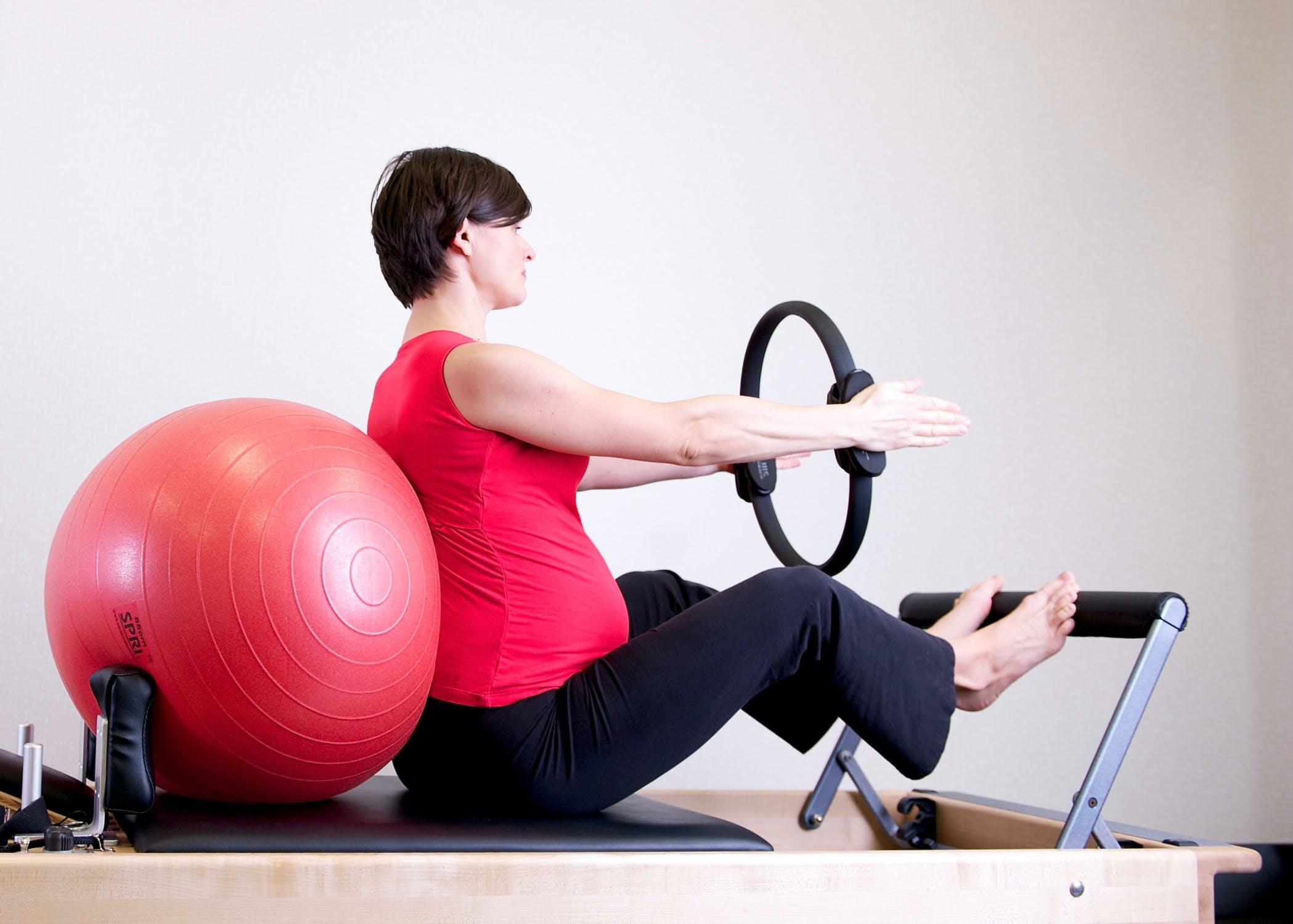 ejercicio embarazadas