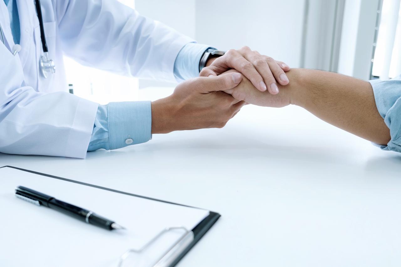 Diagnóstico de la dermatitis en manos
