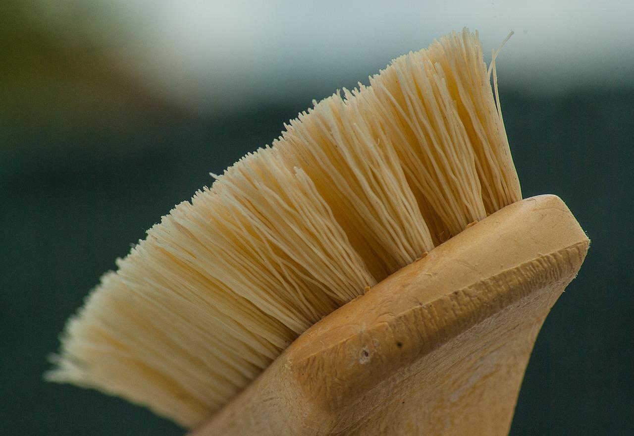 Frecuencia de uso del cepillo exfoliante