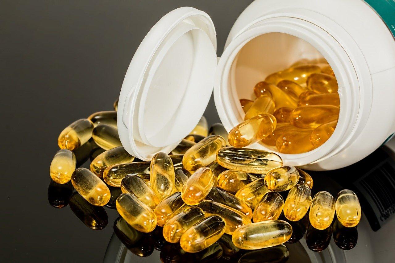 Omega 3 y vitamina C