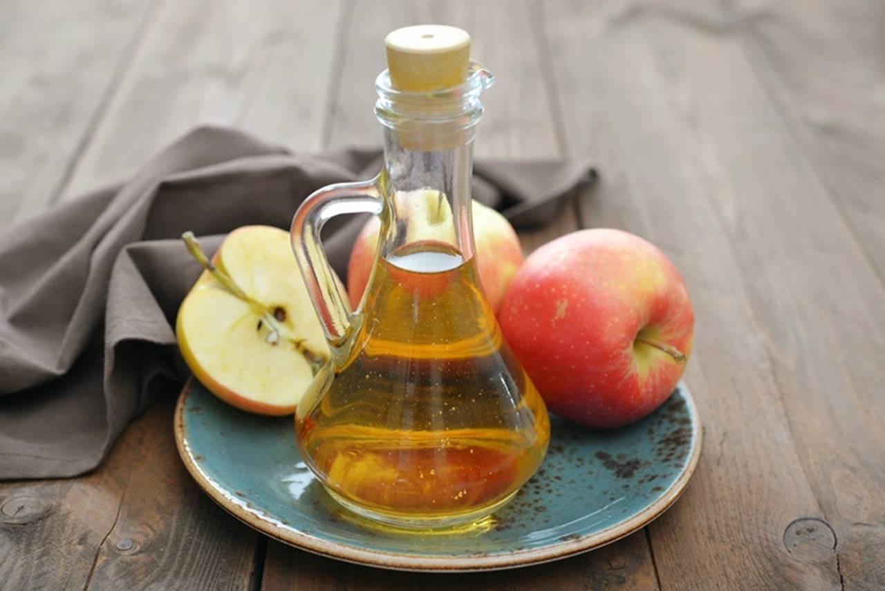 Puede perjudicar la salud el vinagre de manzana