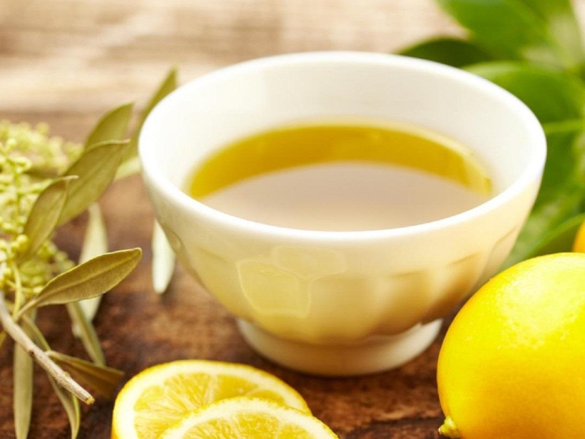 Remedio para tratar las estrías con limón y aceite de oliva