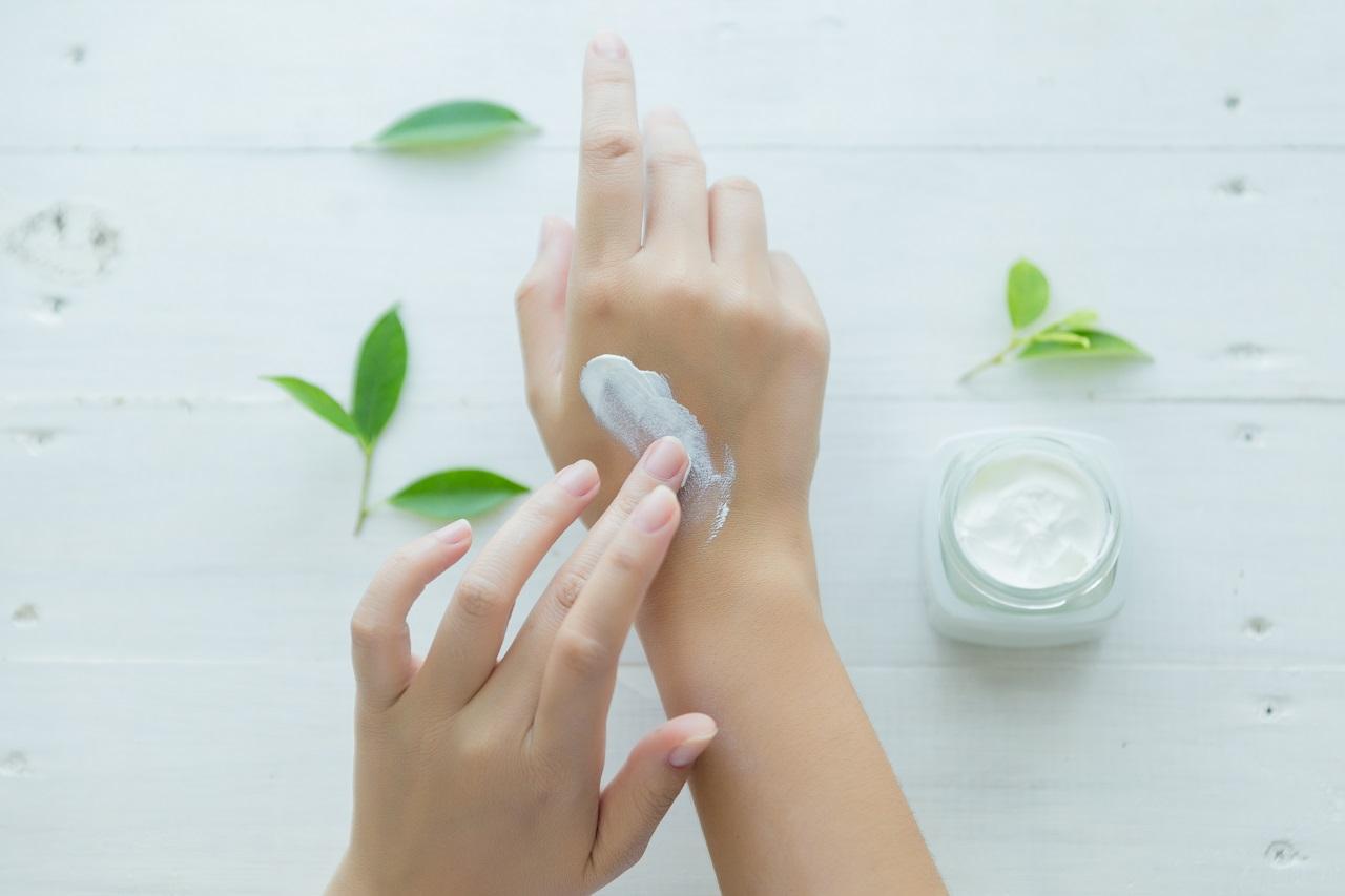 Tratamiento de la dermatitis de manos