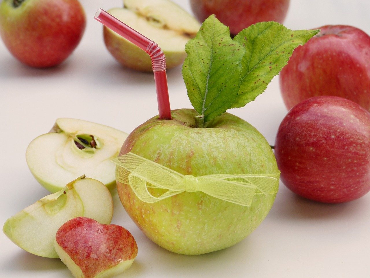 Vinagre de manzana para la celulitis