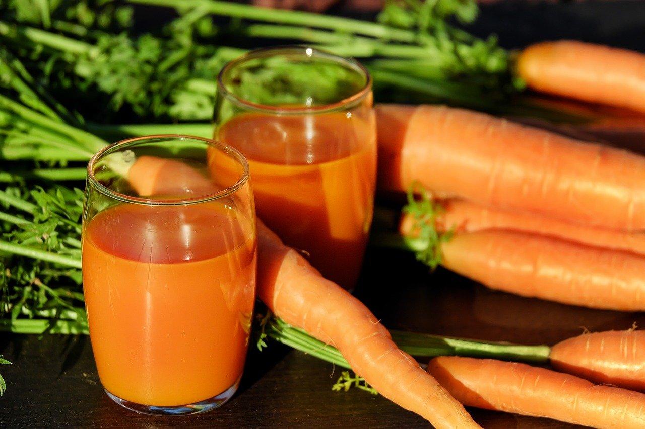 Tónico de zanahoria