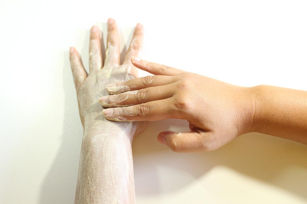 Como hacer una crema para manos caseras