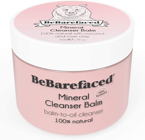 Bálsamo Desmaquillante BeBarefaced Mineral Cleanser Balm