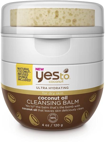 Bálsamo Desmaquillante Yes To Coconut Oil