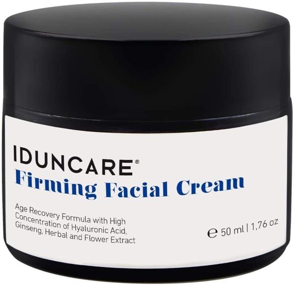 Crema facial reafirmante de Iduncare - Con vitamina C y ácido hialurónico