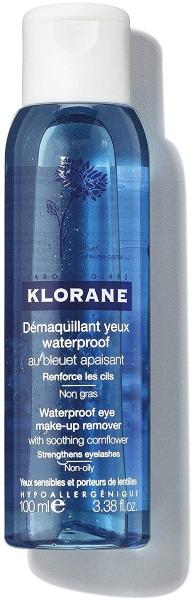 Desmaquillante de ojos waterproof de Klorane