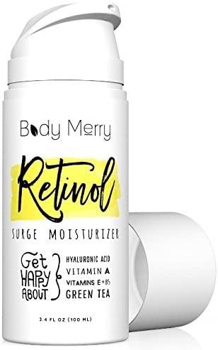 Retinol Crema Hidratante de Body Merry
