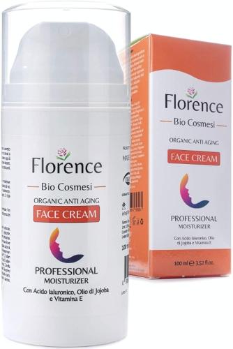 Florence Crema Hidratante Orgánica