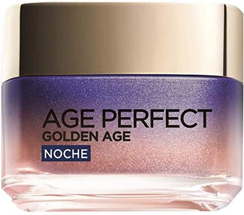 L'Oréal Paris Age Perfect Golden Age - Crema de noche para pieles maduras