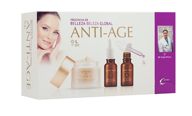 Programa de belleza global Anti-Age