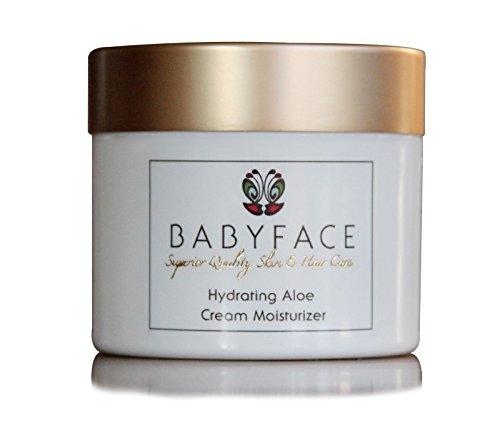 Hydrating Aloe Cream Moisturizer de Babyface
